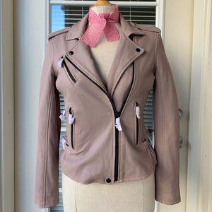Iro New han Leather Moto Jacket 🏍
